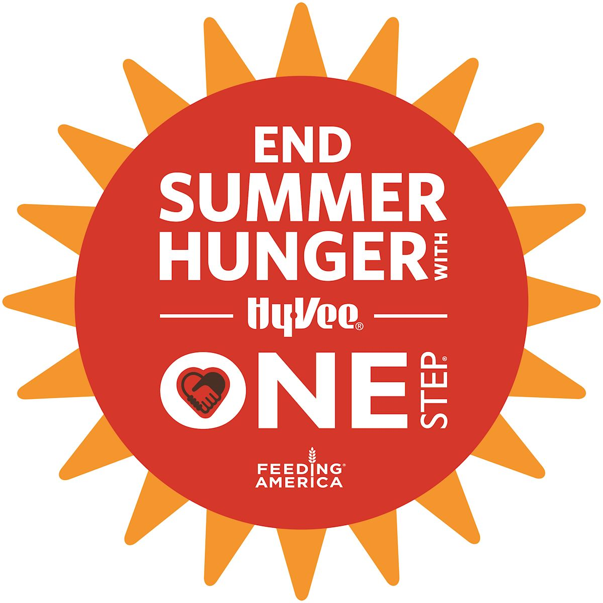 Hy-Vee Partners with National Suppliers to Fight Hunger